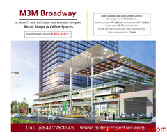 M3M Broadway Sector 71 Gurugram   Where Comfort Is at Its Best