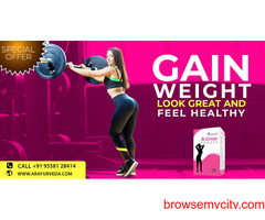 How To Increase Weight for Women In Ayurvedic Way