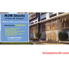 M3M Skycity Sector 65, Gurugram   The Best Place for a Better Living