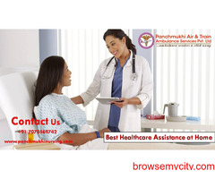Get Anytime Home Nursing Service in Purnia with ICU Support