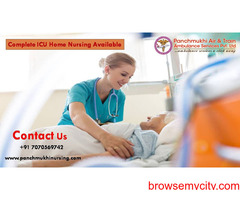 Book Top-Level Home Nursing Service in Hajipur with Cardiac Facility