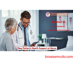 Hire Anytime Most Reliable Home Nursing Service in Anishabad