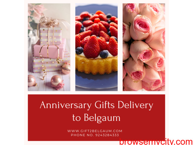 Online Anniversary Gifts Delivery to Belgaum - 1/1