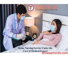 Get Dependable Home Nursing in Jalpaiguri with Unique Medical Services