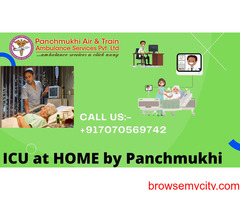 Receive the Panchmukhi Home Nursing Service in Hatia at your Location