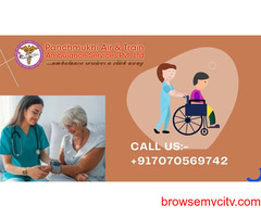 Utilize Panchmukhi COVID Patient Care at Home in Patna