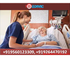 Take Medivic Home Nursing Service in Ranchi with Top-Level Doctor