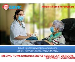 Choose Perfect Home Nursing Service in Kidwaipuri Patna by Medivic