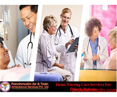 Utilize Advanced Home Nursing Care Service in Kolkata at a Normal Charge