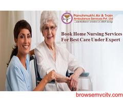 Obtain Home Nursing Service in Muzaffarpur with the Best Medical Aid