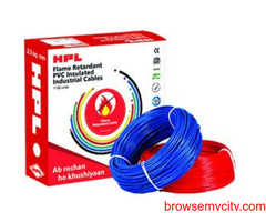 Best Electrical manufacturing company in India @ HPL India
