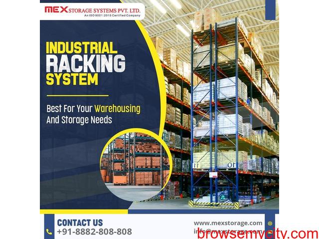 Warehouse Pallet Storage Rack - 3/3