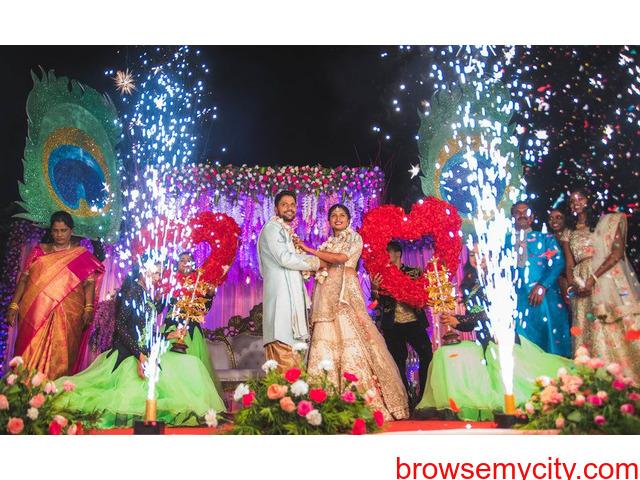 Destination wedding in Bangalore - 2/4
