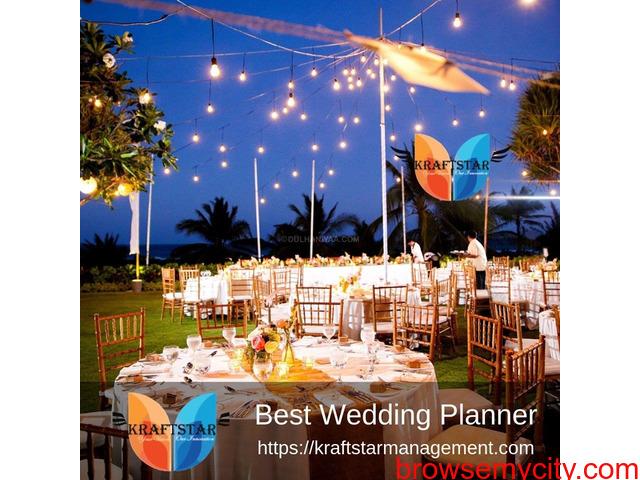 Destination wedding in Bangalore - 3/4