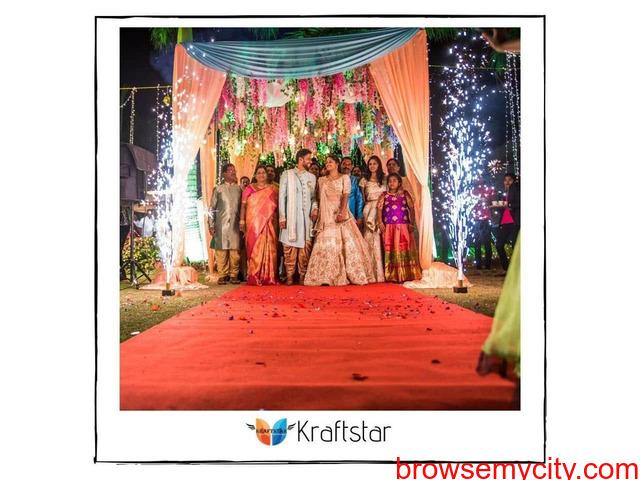 Destination wedding in Bangalore - 4/4
