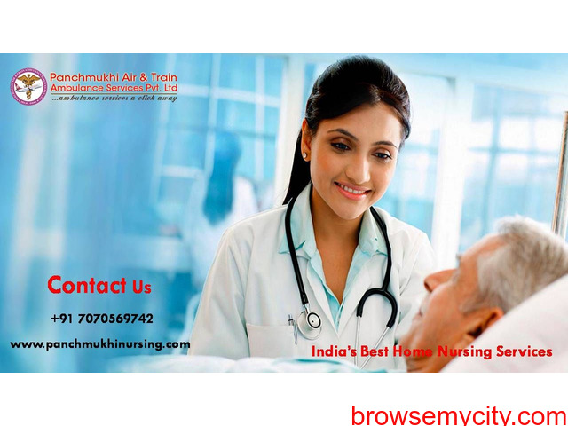Select Home Nursing Service in Gumla with Hi-tech Medical Facility - 1/1