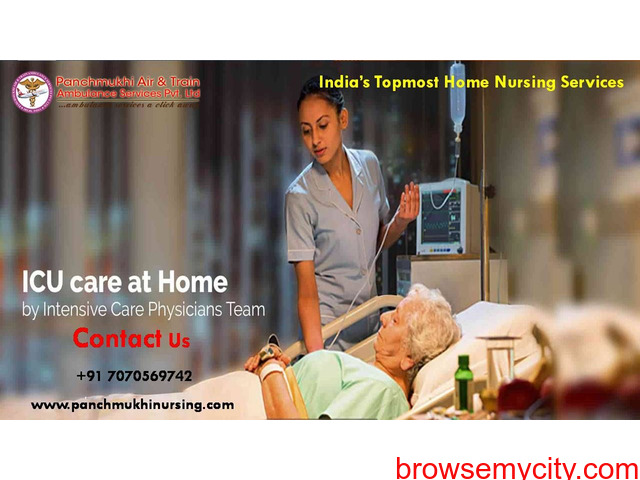 Get Home Nursing Service in Howrah with Finest Medical Endorsement - 1/1