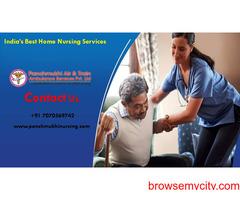Pick Anywhere Home Nursing Service in Kolkata at Low Fare