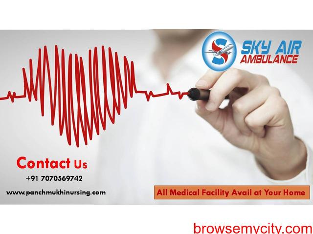 Take Sky Home Nursing Service in Patna with Fine Medical Assistance - 1/1