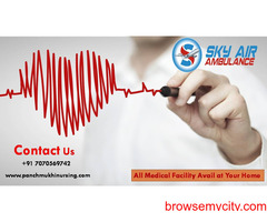 Take Sky Home Nursing Service in Patna with Fine Medical Assistance