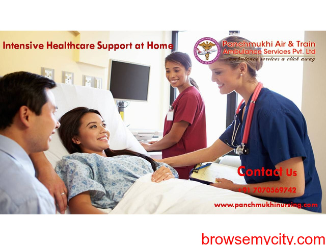 Receive First-Class Home Nursing Service in Phulwari Sharif at Low Budget - 1/1