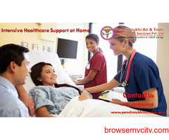 Receive First-Class Home Nursing Service in Phulwari Sharif at Low Budget