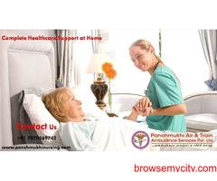 Remarkable Healthcare Assistance by Panchmukhi Nursing in Sri Krishna Puri