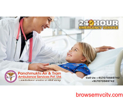 Hire Reliable ICU Care by Panchmukhi Home Nursing Service In Supaul at Normal Range