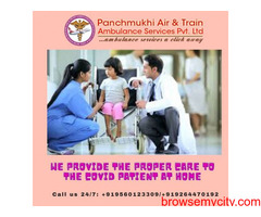 Receive Best Patient Care Facility Home Nursing In Katihar by Panchmukhi at Low Budget