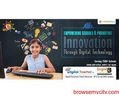 Digital language lab in Hyderabad, India | English language lab