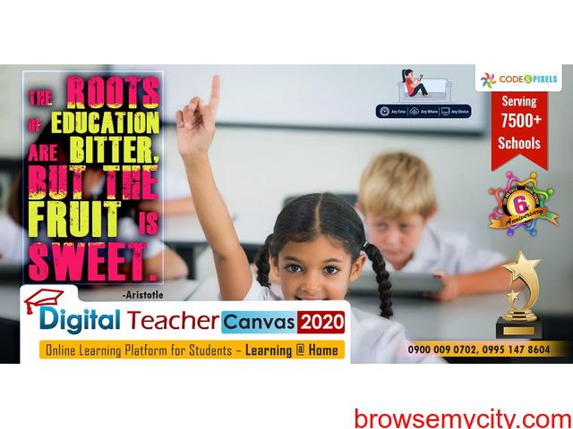 Smart Classroom Services Provider, Hyderabad   Digital Teacher - 2/2
