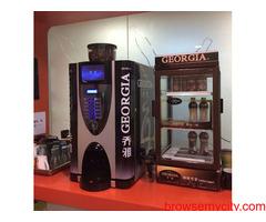 Buy best Coffee vending machines in Gurgaon | Georgia