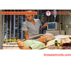 Avail the Best ICU Home Nursing Service in Sitamarhi with Medical Support