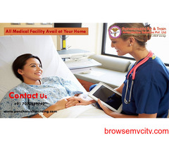 Hire Panchmukhi Home Nursing Service in Buxar with Excellent ICU Facility