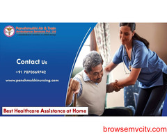 Panchmukhi Home Nursing in Koderma with Magnificent Medical Support