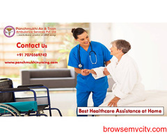 Choose the Best COVID Patient Care at Home in Patna at Low Fare