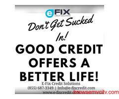 E-fix credit repair solutions