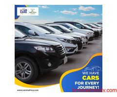 Hire a car for airport transfer or local