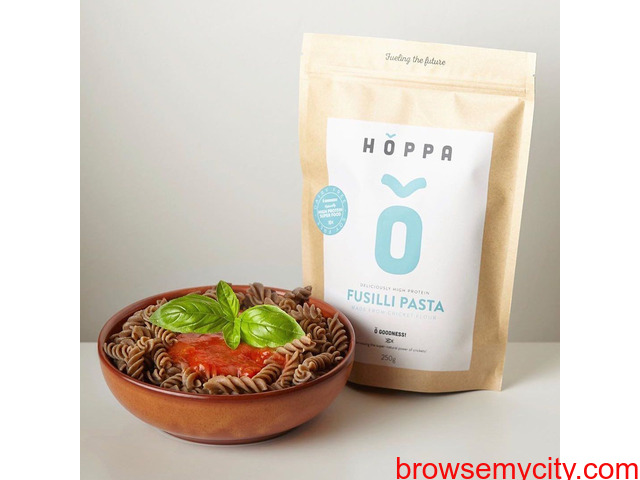 Delicious Dairy and Soy Free Protein Pasta - 3/6