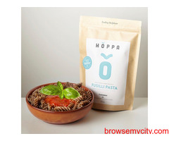 Delicious Dairy and Soy Free Protein Pasta