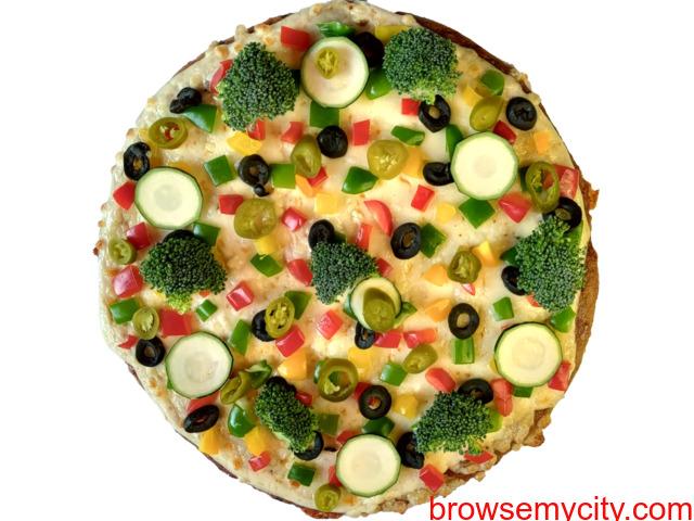 Best Veg Pizza in Vadodara - 1/1
