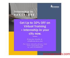 Internship programs In Bangalore