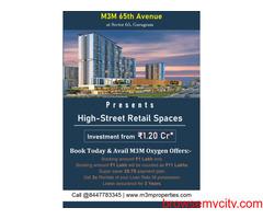 M3M 65th Avenue Sector 65, Gurugram | Imagine World of Dreams