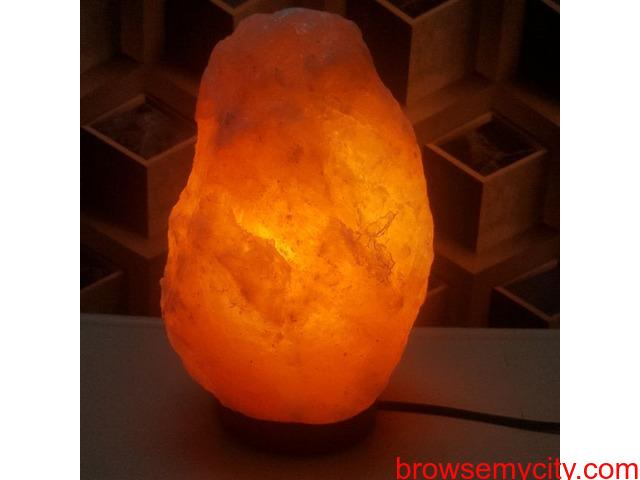 Himalayan Rock Salt Natural Lamps | Al Fajar Enterprises - 1/1