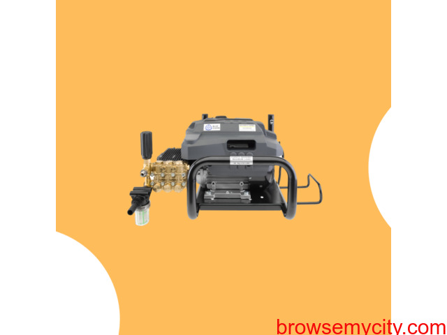 Choose the high pressure washer for diversified uses - 1/1
