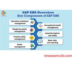 SAP EHS | SAP EHS Online Course | SAP EHS Course