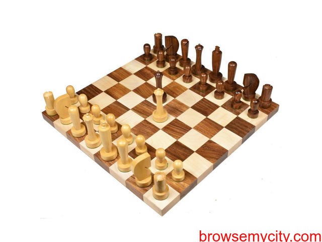 How Do You Choose The Best Handcrafted Chess Pieces? - 2/3