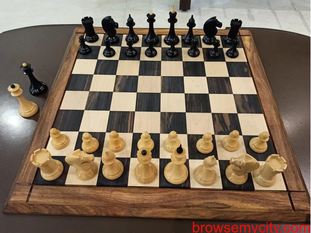 How Do You Choose The Best Handcrafted Chess Pieces? - 3/3