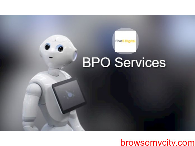 BPO Services with Automation - 2/2