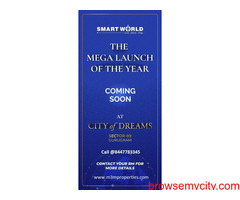 M3M City Of Dreams Sector 89, New Gurugram | Vibrant Colours of Richness
